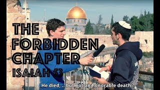 """The man behind the """"FORBIDDEN CHAPTER"""" in the Hebrew Bible"""