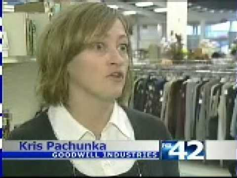 CPSIA- GOODWILL removes KIDS' CLOTHES TOYS BOOKS PRE-1985! KPTM FOX42 Omaha 02-09-09