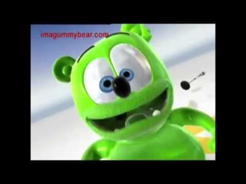 Osito Gominola BACKWARDS Gummibär Spanish Gummy Bear Song