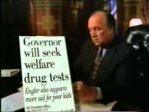 1998 John Engler for Governor Commercial: Michigan