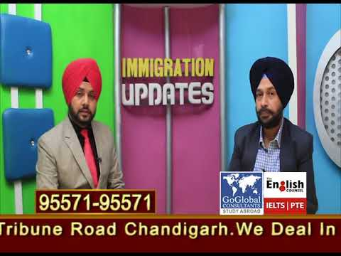 Go Global Consultants || Immigration Updates || 16 Sep.2017