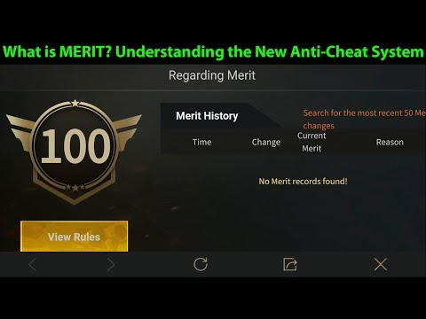 New MERIT System Introduced in 0.7.0 - Will it STOP CHEATERS? | PUBG Mobile Lightspeed