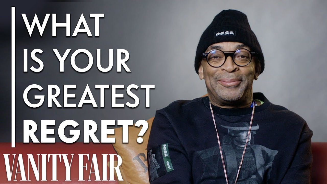 Spike Lee Answers Personality Revealing Questions | Proust Questionnaire | Vanity Fair