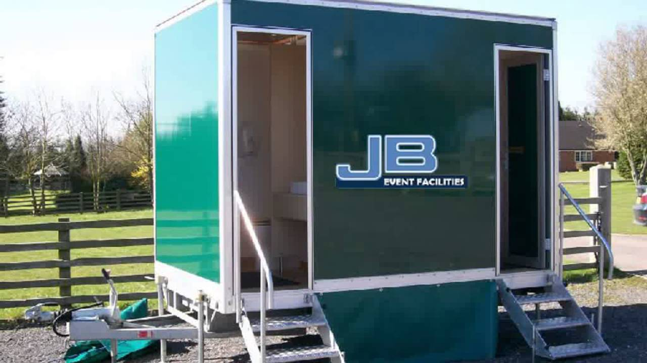 Hire Luxury Portable Toilet And Mobile Shower For Any Event In Uk
