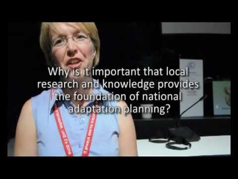 Voices from Durban: national adaptation planning