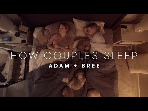Adam & Bree's Story | How Couples Sleep