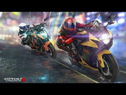 ASPHALT 8 | 'WHEELIE STUNTS MADNESS!' MOTORCYCLES UPDATE