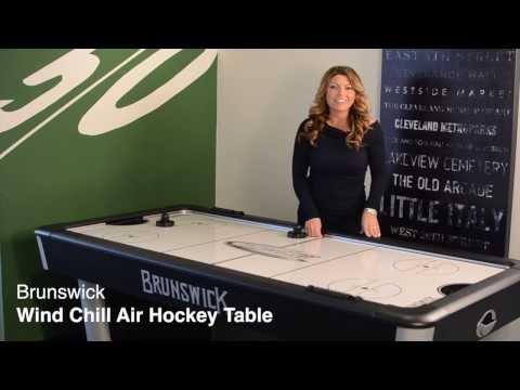 Danny Vegh's Brunswick Air Hockey