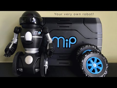 Your Own Personal Robot - MIP Action Pack Review & Unboxing