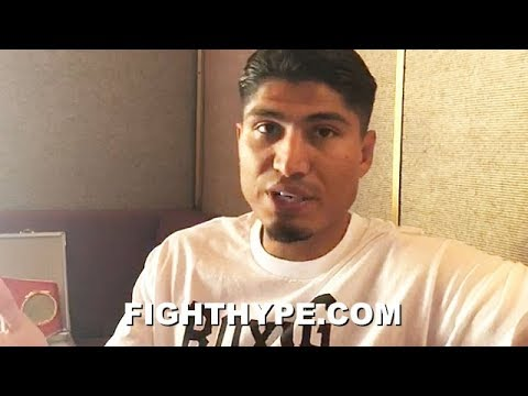 MIKEY GARCIA GETS 100% REAL ON ERROL SPENCE JR. CLASH; REVEALS DISCUSSIONS TO MAKE IT HAPPEN NEXT
