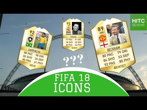 Top Seven 'Icons' We'd LOVE To See On FIFA 18 | HITC Sevens