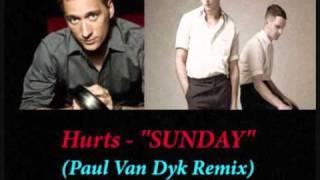 "Hurts - ""Sunday"" (Paul Van Dyk Club Mix - PvD Edit) [Energy Mastermix Vol.3 Rip]"