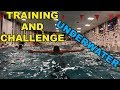 Training day and underwater challenge - Vlog 02