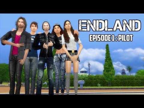 EndLand (Sims 4 Voice Over Series) Episode 1: Pilot