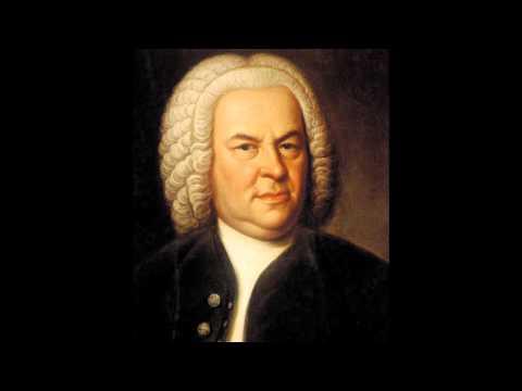 Bach Violin Sonata BWV 1005 Fuga Salvatore Accardo