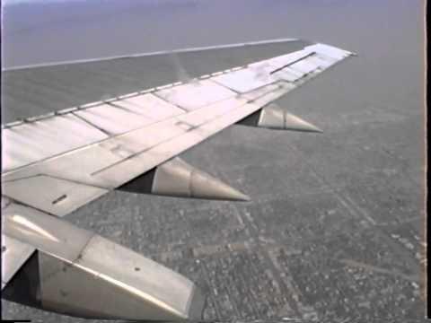 Flight On-Board a USAir Boeing 737-301