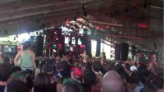 Skrillex @ Coachella 2011