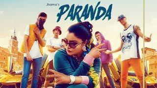 Paranda: Jharna (Full Song) Hardy & Olvin | Bigg Slim | Latest Punjabi Songs 2018