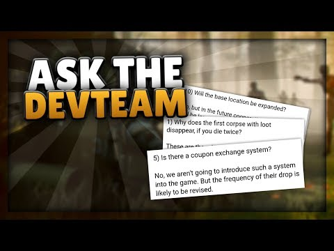 NEW BACKPACK, DEALER AND MORE  | Ask The Devteam | Last Day On Earth: Survival