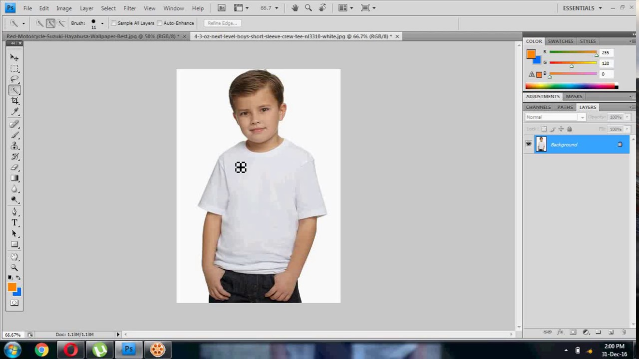 All in one photoshop tutorials how to change background on all in one photoshop tutorials how to change background on photoshop cs4 cs3 2017 fast baditri Images