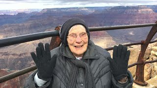 103-Year-Old Becomes Grand Canyon Junior Ranger