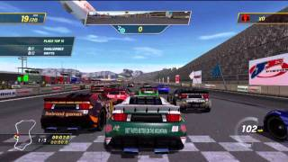 NASCAR Unleashed Championship: Rookie Cup (Part 1 of 3)