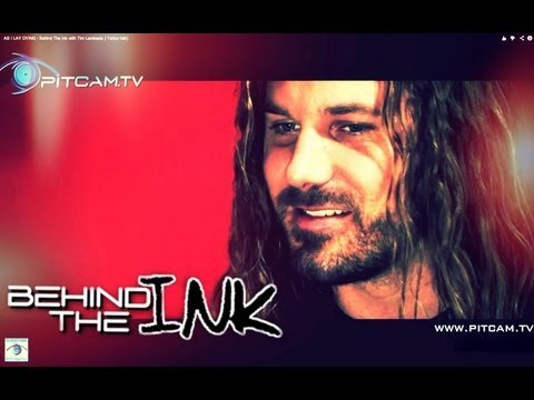 AS I LAY DYING - Behind The Ink with Tim Lambesis ( Tattoo talk)