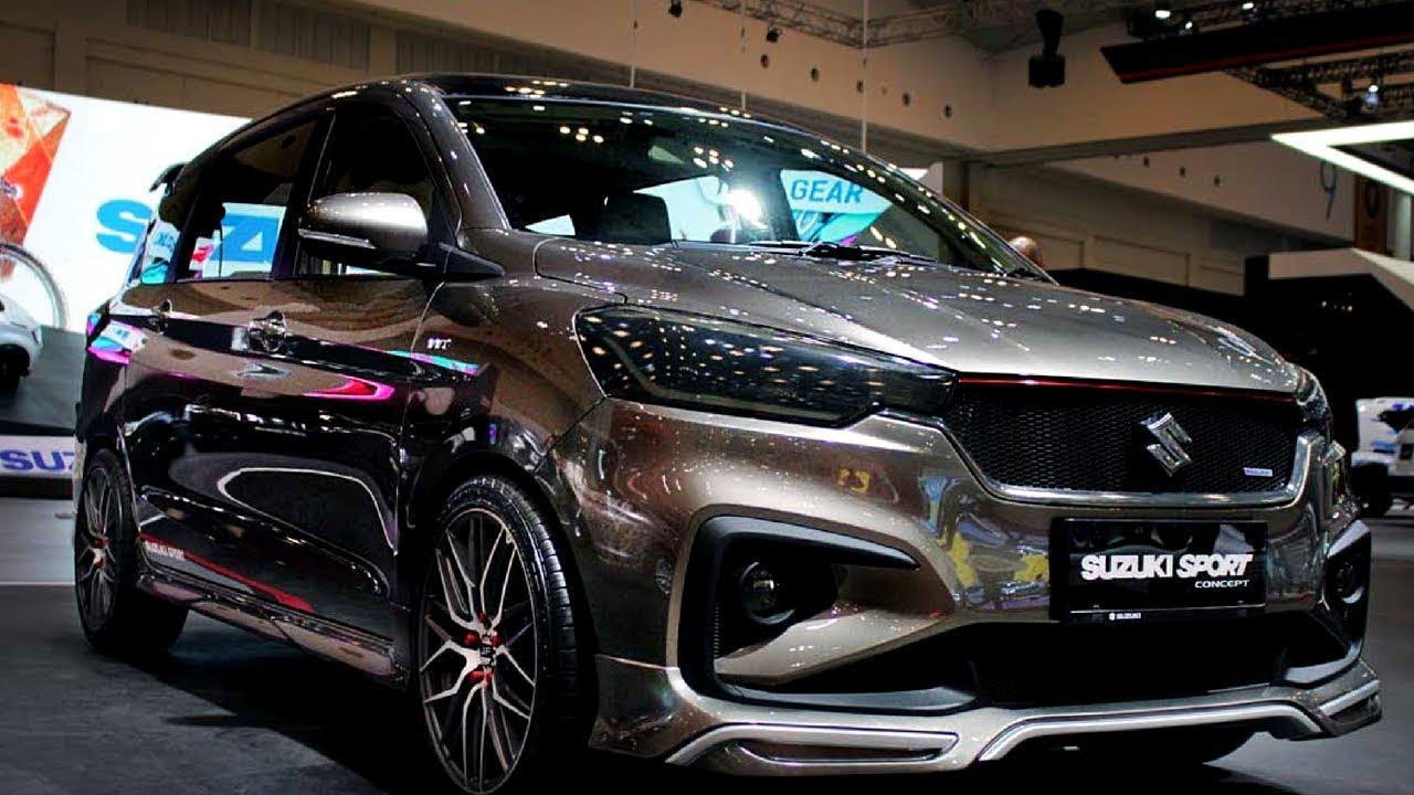 Suzuki Sport Interior