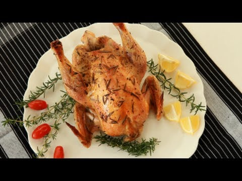 poulet-rôti-au-citron-et-au-romarin