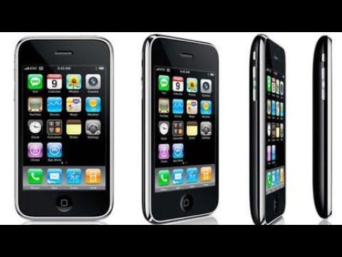 Quảng Cáo Iphone 3gs ( Chiếc iphone đầu tiên có quảng cáo TV )