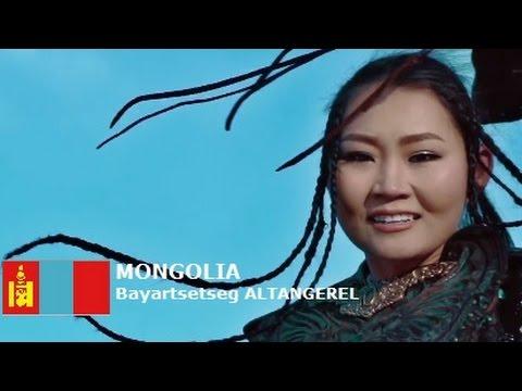 MONGOLIA - Bayartsetseg ALTANGEREL- Contestant Introduction: Miss World 2016