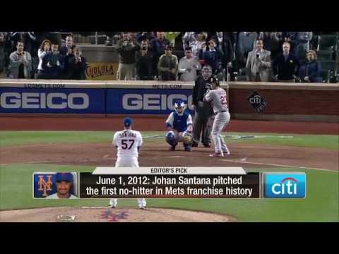 Johan Santana's New York Mets No Hitter Was 5 Years Ago...