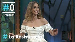 LA RESISTENCIA - Entrevista a Silvia Alonso   Parte 1   #LaResistencia 10.02.2020