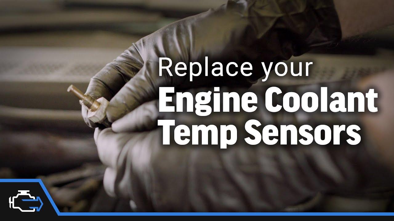 Engine Coolant Temperature Sensors Ect 1 8l