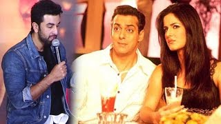 SHOCKING: Ranbir Kapoor Reacts On Salman Khan & Katrina Kaif