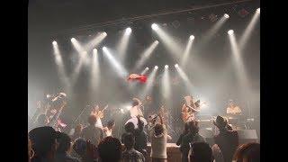 赤坂プリンセス(プリンセスプリンセスコピーバンド)full /THE BOTTOM LINE 名古屋