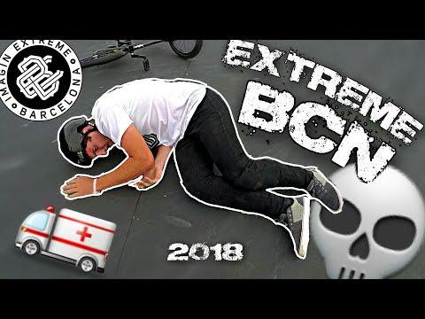 LO QUE PASO EN LA EXTREME BARCELONA SE QUEDA EN BARCELONA... 2018