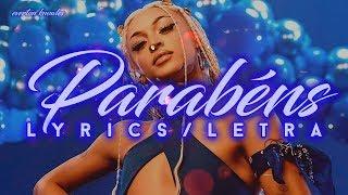 Baixar Pabllo Vittar feat. Psirico - Parabéns (Lyrics - Letra)
