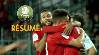 Stade Brestois 29 - Gazélec FC Ajaccio ( 4-1 ) - Résumé - (BREST - GFCA) / 2018-19
