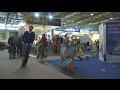 BEKO-Schweber auf der Ferienmesse Wien 2017