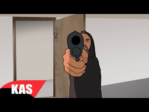 KAS - Gun (Official Animated Video)