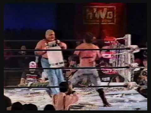 Backyard Wrestling 2 - Ryuji Ito - YouTube