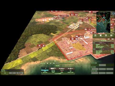 4v4 Analysis on Wonsan Harbor