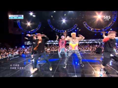 Exo Growl Korean Version Chipmunk fast speed