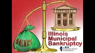 USA КИНО 1071. Как может стать банкротом целый американский штат?