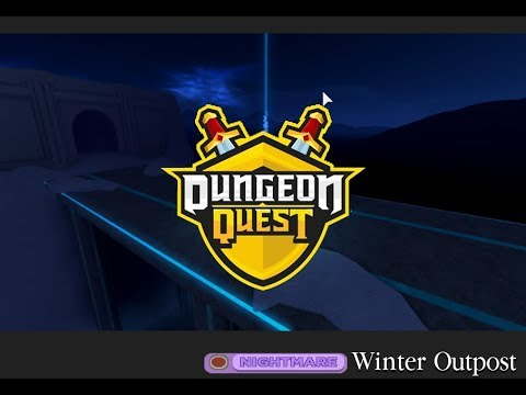 roblox dungeon quest winter outpost nightmare hardcore. Black Bedroom Furniture Sets. Home Design Ideas