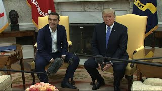 2017-10-17-17-09.Trump-With-Greek-PM-Obamacare-Virtually-Dead