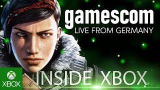 Inside Xbox Gamescom Highlights – 13 Best Moments