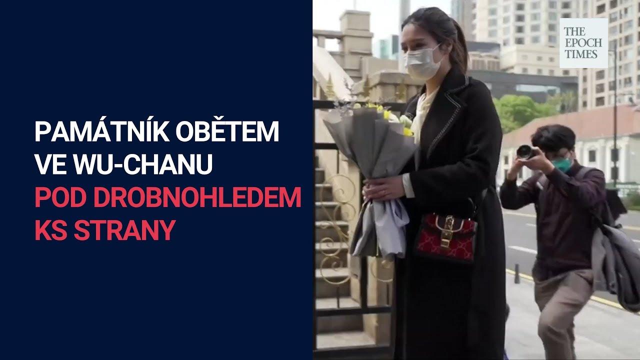 Rodiny obětí ve wu-chanu chtějí památník a spravedlnost