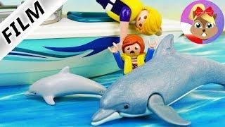Playmobil Film polski | JULIAN ZA BURTĄ - dziecko w niebezpieczeństwie  | Wakacyjny chaos - serial